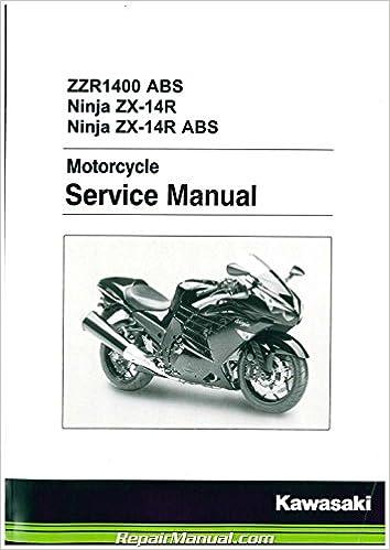 99924-1450-05 Kawasaki ZZR 1400 ABS Ninja ZX-14R/ABS 2012 ...