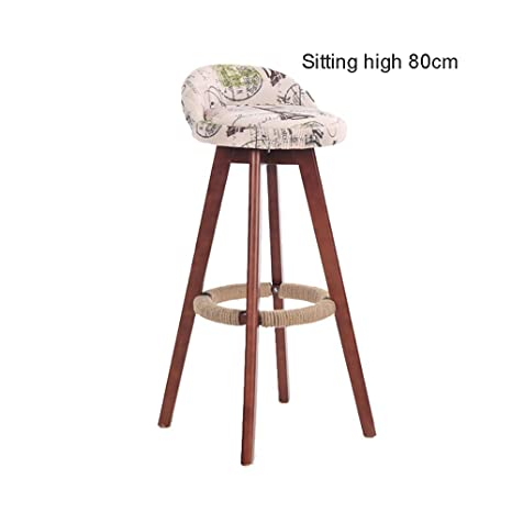Pleasant Amazon Com Modern Rotating Bar Stools Minimalist Solid Caraccident5 Cool Chair Designs And Ideas Caraccident5Info