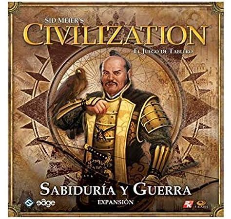 Edge Entertainment - Civilization: Sabiduría Y Guerra: Amazon.es: Juguetes y juegos