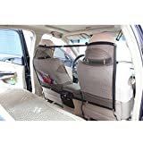 LPY-Pet Dog Car Net Barrier Backseat Mesh for Vehicle - Keep Pets Off the Front Seat Fit Cars Vans SUV's Trucks(115X62CM)
