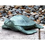 SPI Home AL13662 Garden Turtle Sculpture
