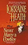Never Marry a Cowboy (Rogues in Texas Book 3)