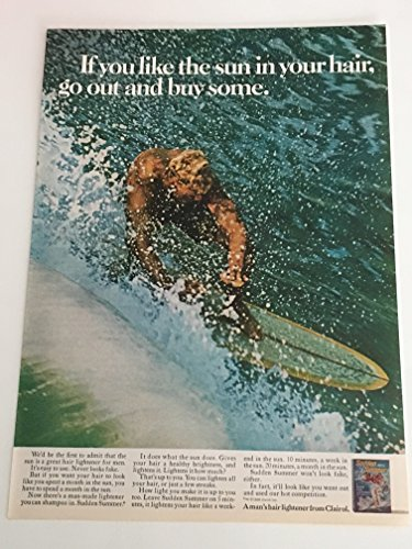 1968-clairol-sudden-summer-mens-hair-lightener-magazine-print-ad