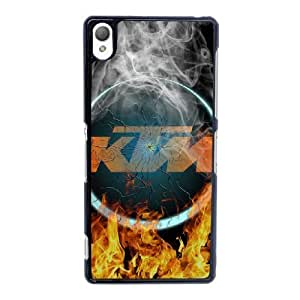 Sony Xperia Z2 Cell Phone Case Ktm Racing Logo Case Cover 7-PP027184