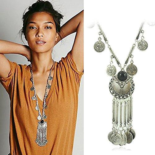 Zhenhui Ethnic Necklace Bohemian Jewelry product image