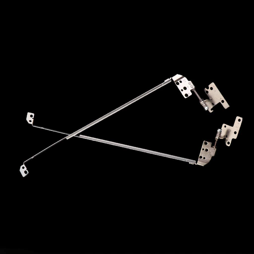 Gazechimp Metal Hinge Screen Shaft Kit Screens Hinge for DELL 15R N5110 M511R M5110