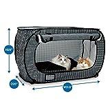 Necoichi Portable Stress Free Cat Cage and Litter