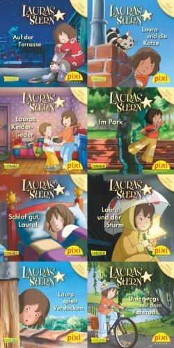 Pixi-Bundle 8er Serie 173: Lauras Stern von unbekannt (2011) Broschiert