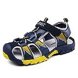 Easondea Toddler Outdoor Sport Sandals for Kids Summer Breathable Sandals