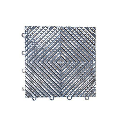IncStores Vented Nitro Garage Tiles 12