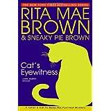 Cat's Eyewitness (Mrs. Murphy Mysteries)
