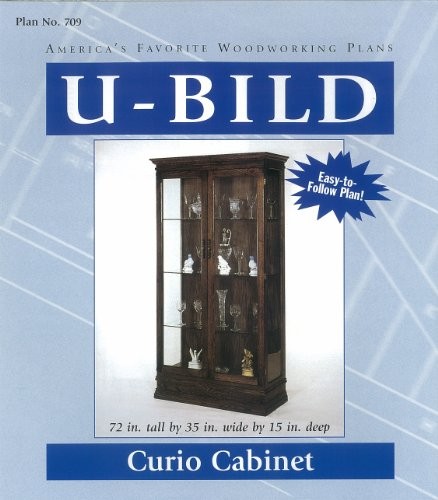 (U-Bild 709 Curio Cabinet Project Plan)