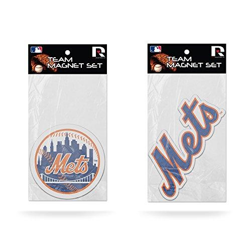 MLB New York Mets 2-Pack Magnet Set