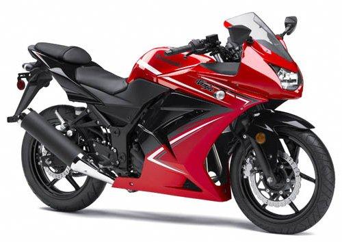 2012 Kawasaki Ninja Asamblea de la cubierta lateral derecha ...