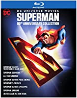 Superman 80th Anniversary Collection