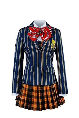Nanami Haruka Cosplay Costume (Cosplaybar Uta no Prince-sama Class A Nanami Haruka Cosplay Costume Male XXXL)