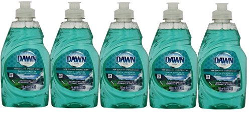 Dawn Ultra Escapes New Zeland Springs Scent 9 Fl Oz (226ml) - 5 Pack by Dawn