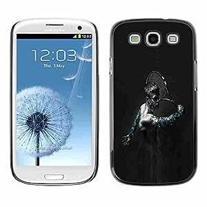 Shell-Star ( Cybrog Tennis Player ) Fundas Cover Cubre Hard Case Cover para Samsung Galaxy S3 III / i9300 i717