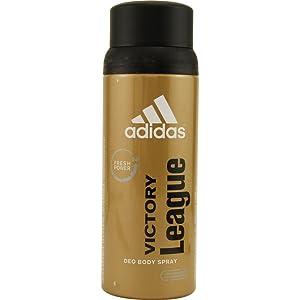 Victory League by Adidas Deodorant Body Spray for Men, 5 Ounce