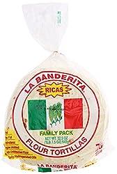La Banderita Tortilla Flour Family, 22.50 Oz