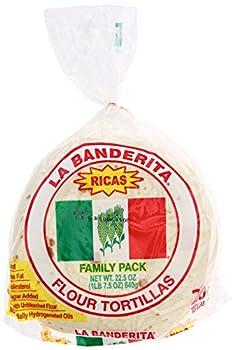 La Banderita Tortilla Flour Family, 22.50 Oz 0