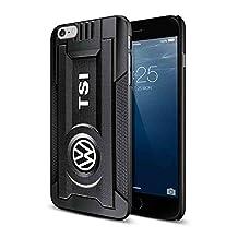 Volkswagen VW TSI Black Engine for iPhone Case (iPhone 6/6s black)