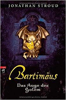 Book Bartimäus 02. Das Auge des Golem