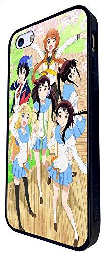 1031 - Cool Fun Cute Sexy Manga Art Cartoon Kawaii School Girls Dress Up Sailor Fetish Japanese Design iphone SE - 2016 Coque Fashion Trend Case Coque Protection Cover plastique et métal - Noir