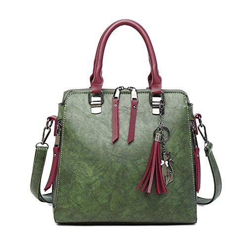 Ladies Fashion Handbags Shoulder Bags Handbags Spring Summer New Style Simple Pleasure.