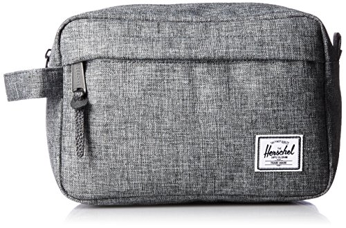 Herschel Supply Co. Chapter Travel Kit,Raven Crosshatch,One Size by Herschel Supply Co.