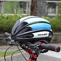 Nuevo Casco de Bicicleta de Carreras de triatlón EPS + PC Casco de ...