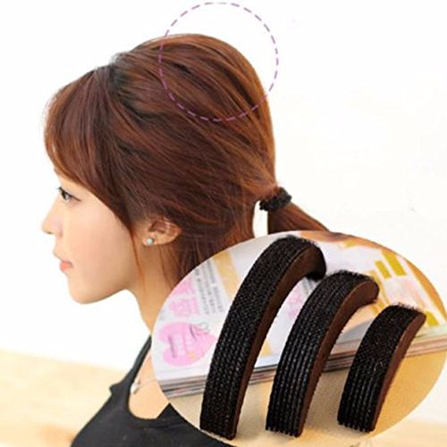 Hair Styling Tool - 3 Pieces Hair Accessories Fashion Hair Styling Women Clip Stick Bun Tool