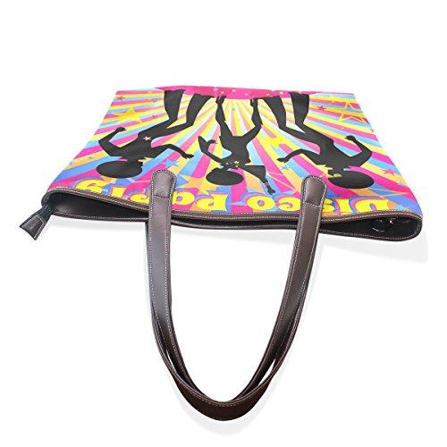 pour l'épaule femme porter Sac à Multicolore à TIZORAX 5HqwOYTvy