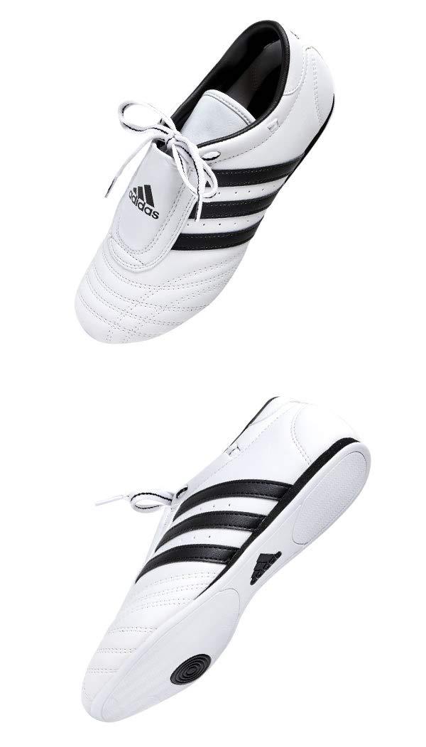 アディダス(adidas) トレーニング スポーツシューズ(アディSM-Ⅱホワイト) 合成革 ADITSS02WH  24.5cm