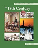 img - for Great Events from History: The 18th Century: Print Purchase Includes Free Online Access book / textbook / text book