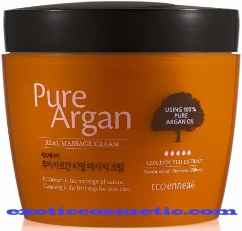 Pure Argan Real Facial Premium Massage Cream