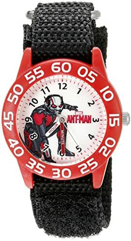 Marvel Kids' W002633 Ant-Man Analog Display Analog Quartz Black Watch