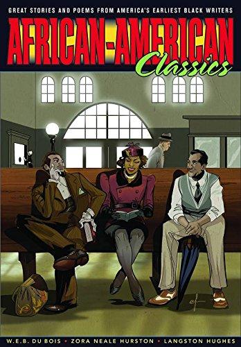 Books : African-American Classics (Graphic Classics, Vol. 22)