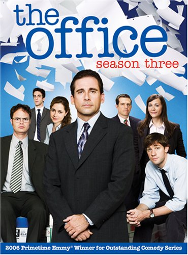 DVD : The Office: Season Three (, Dolby, AC-3, Digipack Packaging, Slipsleeve Packaging)