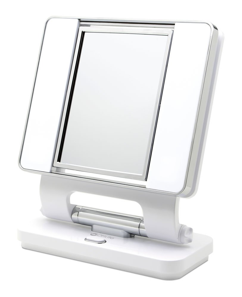 good lighted makeup mirror
