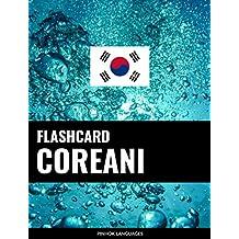 Flashcard coreani: 800 flashcard coreano-italiano e italiano-coreano (Italian Edition)
