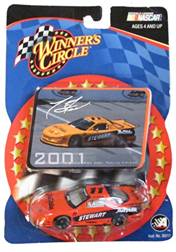 Winner's Circle Tony Stewart 2001 Iroc Pontiac Firebird