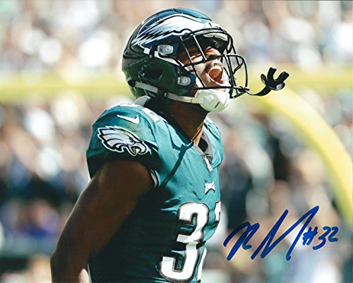 Autographed Rasul Douglas 8x10 Philadelphia Eagles Photo with COA by Main Line Autographs