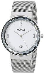 Skagen Classic Silver Tone Mesh Women's Watch