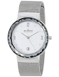 Skagen Women's SKW2004 Leonora Stainless Steel Silver Watch