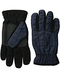 Men's Quilted Nylon Glove
