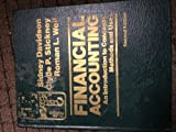 Financial Accounting, Sidney Davidson and Clyde P. Stickney, 0030452961