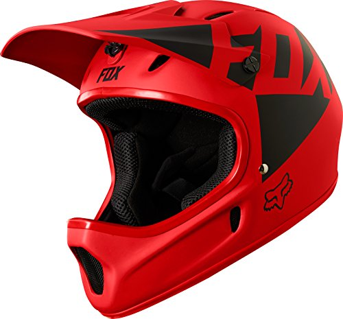 Fox Racing Rampage Helmet Landi Bright Red, L Review