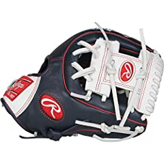 Maximize your Defensive performance while adding some flash to your game with the Rawlings gamer xle 11.25-Inch Baseball glove. The mitt features dual core technology with position-specific break points within the inner palm lining for a cust...