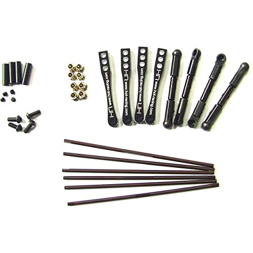 Hot Racing Wra311X01 Torsion Sway bar Set for Axial Wraith Rock Racer from Hot Racing